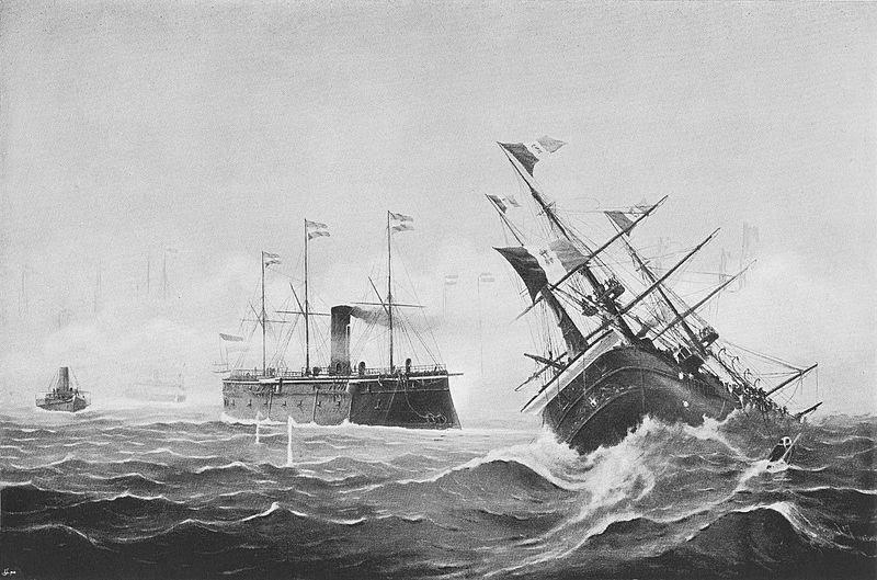 Seeschlacht bei Lissa 1866